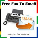 Free fax to email